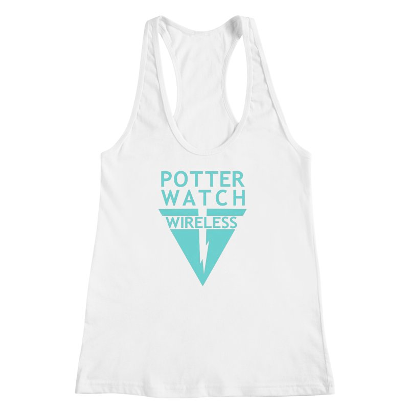 Potterwatch Women's Racerback Tank by Flaming Imp's Artist Shop