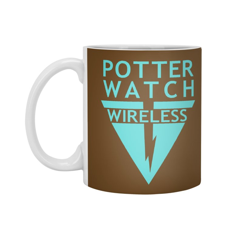 Potterwatch Accessories Mug by Flaming Imp's Artist Shop
