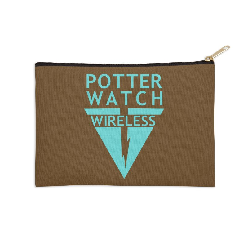 Potterwatch Accessories Zip Pouch by Flaming Imp's Artist Shop
