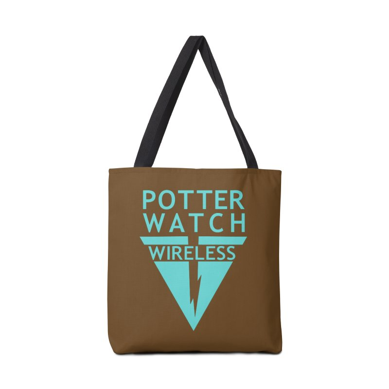 Potterwatch Accessories Bag by Flaming Imp's Artist Shop