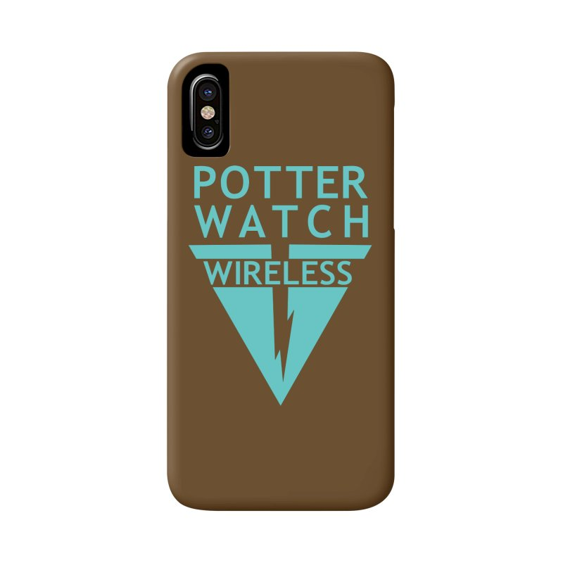 Potterwatch Accessories Phone Case by Flaming Imp's Artist Shop