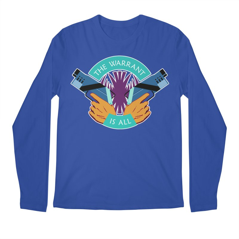 Killjoys The Warrant Is All Men's Longsleeve T-Shirt by Flaming Imp's Artist Shop