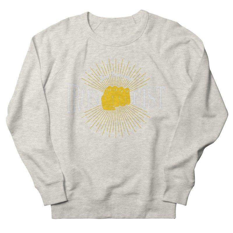 The Immortal Iron Fist Vintage Men's Sweatshirt by Flaming Imp's Artist Shop