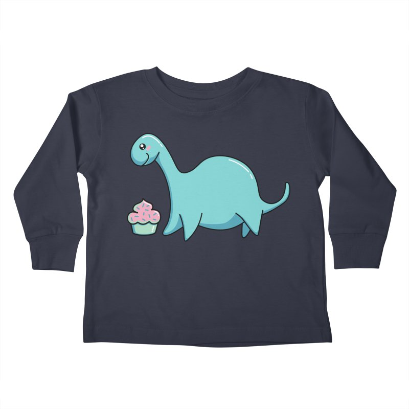 Happiness Kids Toddler Longsleeve T-Shirt by Flaming Imp's Artist Shop