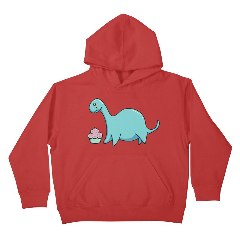 Happiness Kids Pullover Hoody by Flaming Imp's Artist Shop