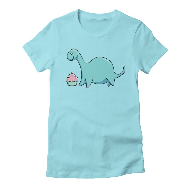Happiness Women's Fitted T-Shirt by Flaming Imp's Artist Shop