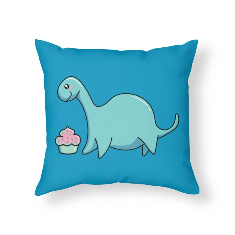 Happiness Home Throw Pillow by Flaming Imp's Artist Shop
