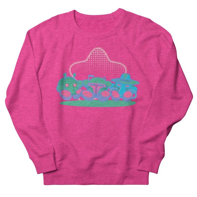 Bounty Hunter Star Friends Women's French Terry Sweatshirt by Flaming Imp's Artist Shop