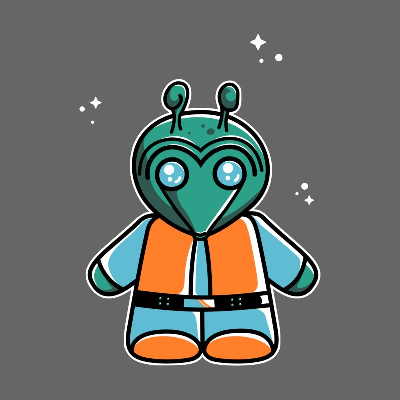 Greedo Cute Kids Pullover Hoody by Flaming Imp's Artist Shop