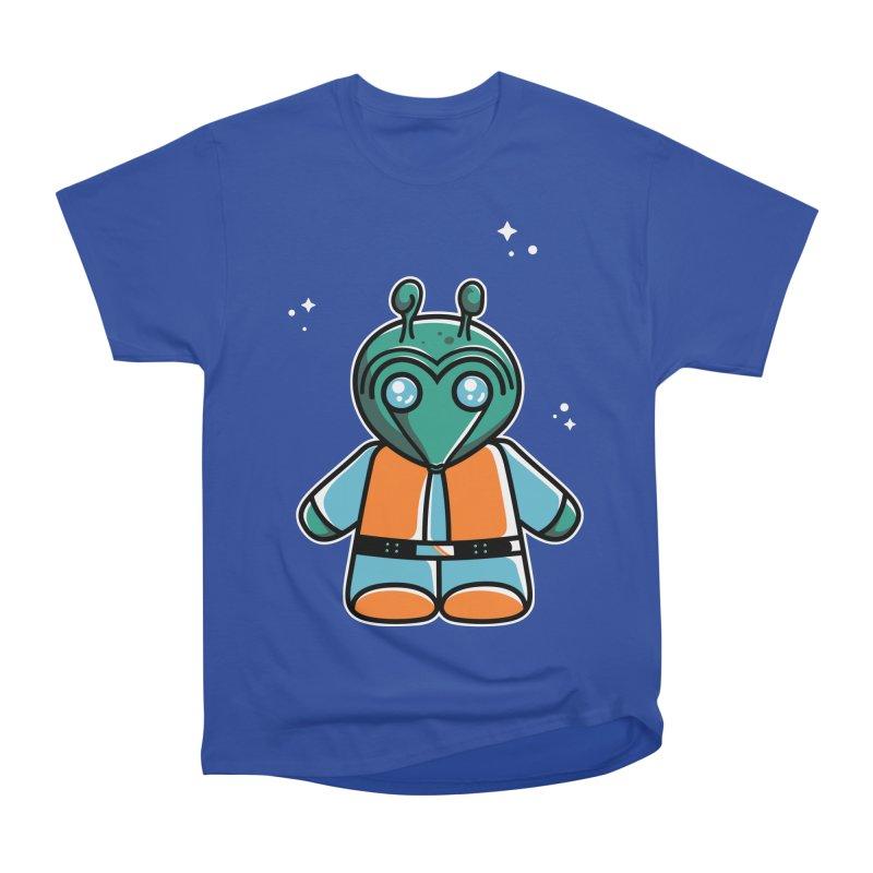 Greedo Cute Women's Heavyweight Unisex T-Shirt by Flaming Imp's Artist Shop