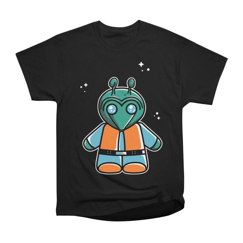 Greedo Cute Men's Heavyweight T-Shirt by Flaming Imp's Artist Shop
