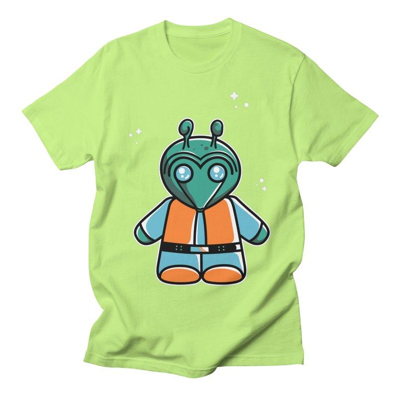 Greedo Cute Women's Regular Unisex T-Shirt by Flaming Imp's Artist Shop