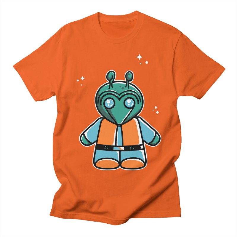 Greedo Cute Men's T-Shirt by Flaming Imp's Artist Shop