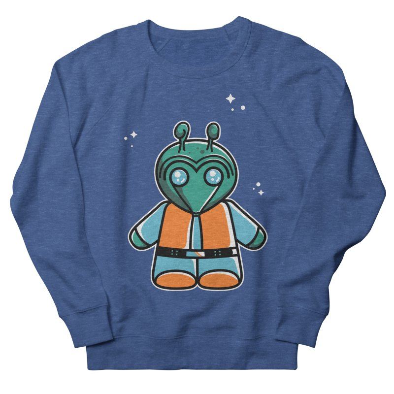 Greedo Cute Women's Sweatshirt by Flaming Imp's Artist Shop