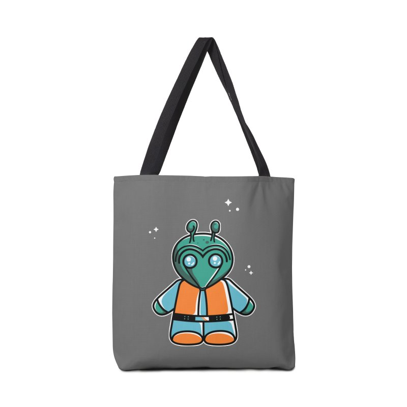 Greedo Cute Accessories Bag by Flaming Imp's Artist Shop
