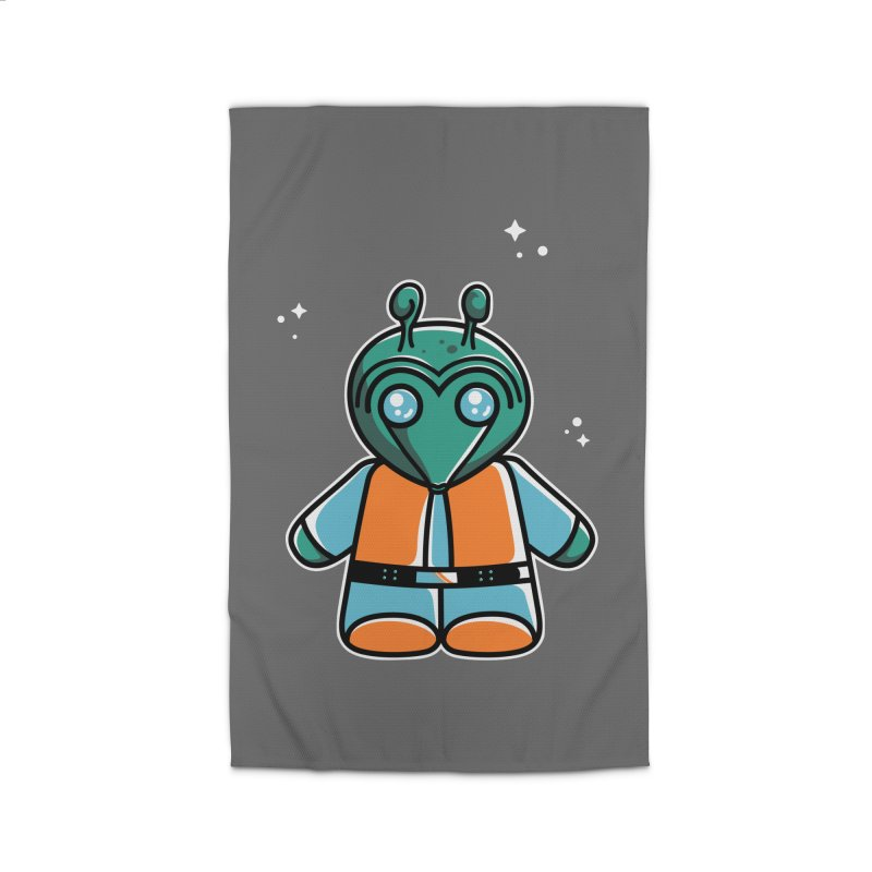 Greedo Cute Home Rug by Flaming Imp's Artist Shop