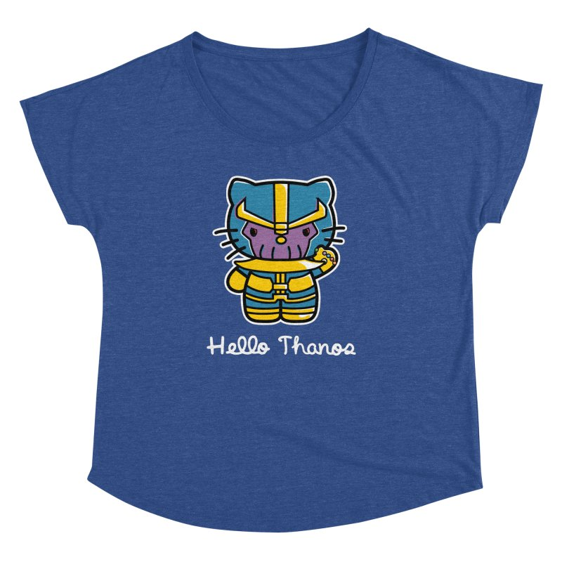 Hello Thanos Women's Dolman by Flaming Imp's Artist Shop