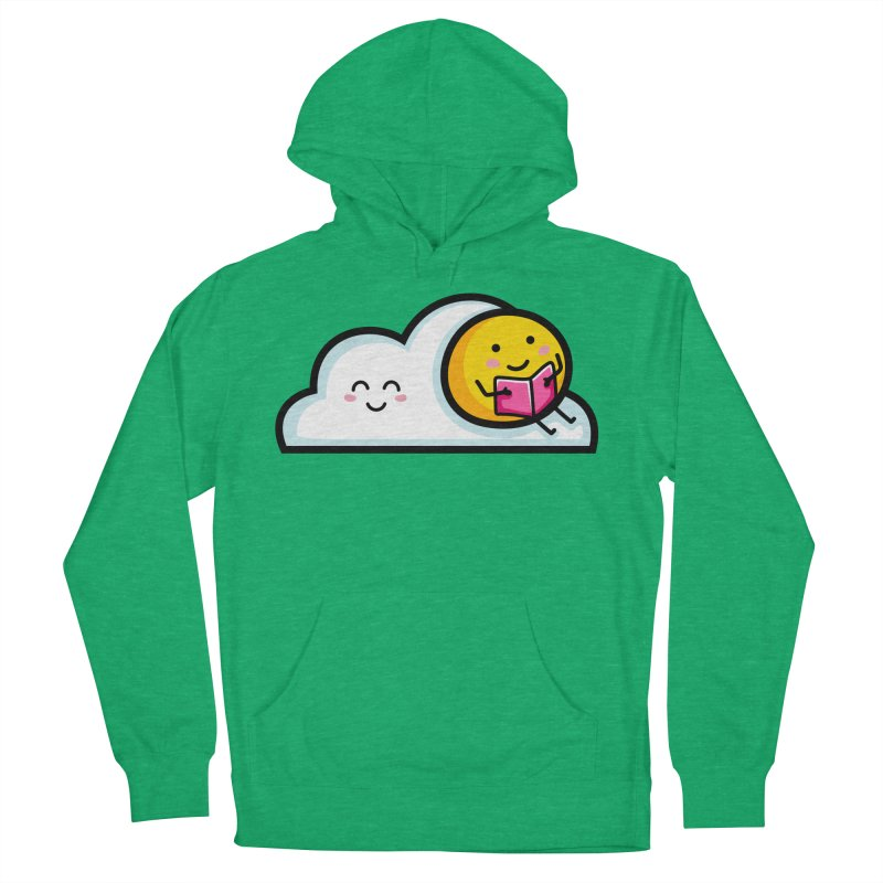 Love Summer Reading Men's Pullover Hoody by Flaming Imp's Artist Shop
