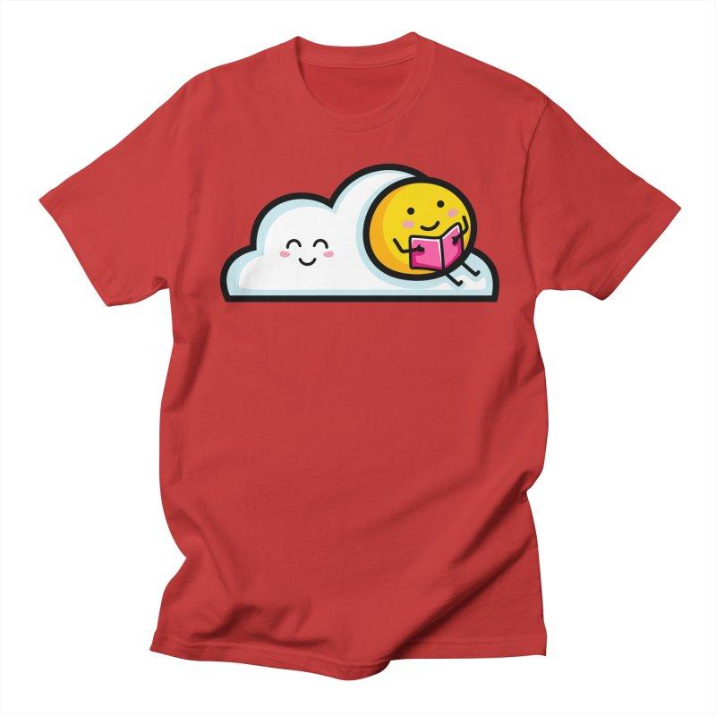 Love Summer Reading Women's Unisex T-Shirt by Flaming Imp's Artist Shop