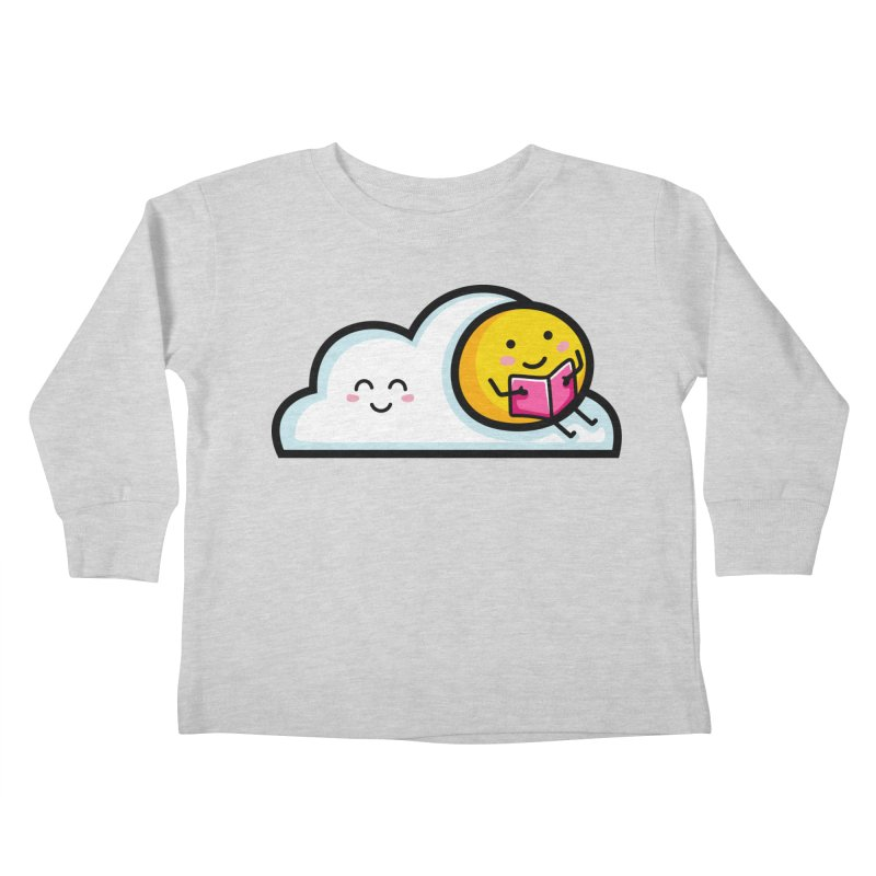 Love Summer Reading Kids Toddler Longsleeve T-Shirt by Flaming Imp's Artist Shop