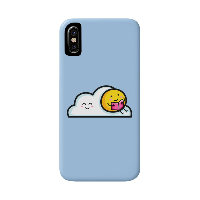 Love Summer Reading Accessories Phone Case by Flaming Imp's Artist Shop