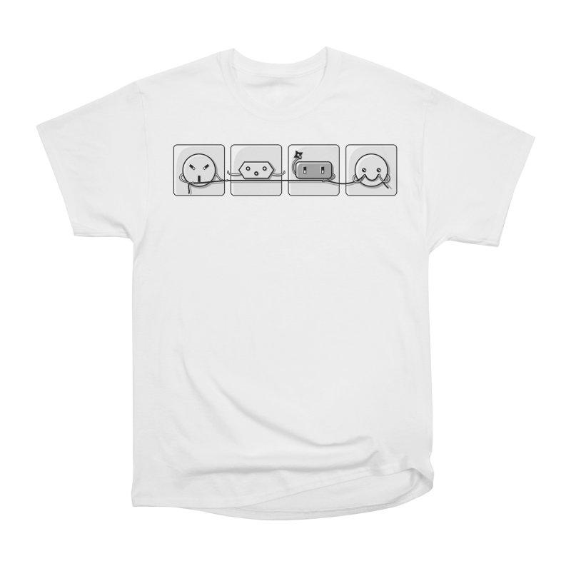 Power Struggle Women's Heavyweight Unisex T-Shirt by Flaming Imp's Artist Shop