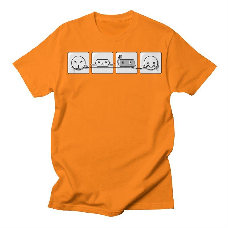 Power Struggle Men's T-Shirt by Flaming Imp's Artist Shop