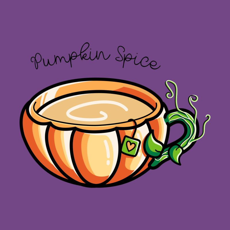 Pumpkin Spice Chai Tea by Flaming Imp's Artist Shop