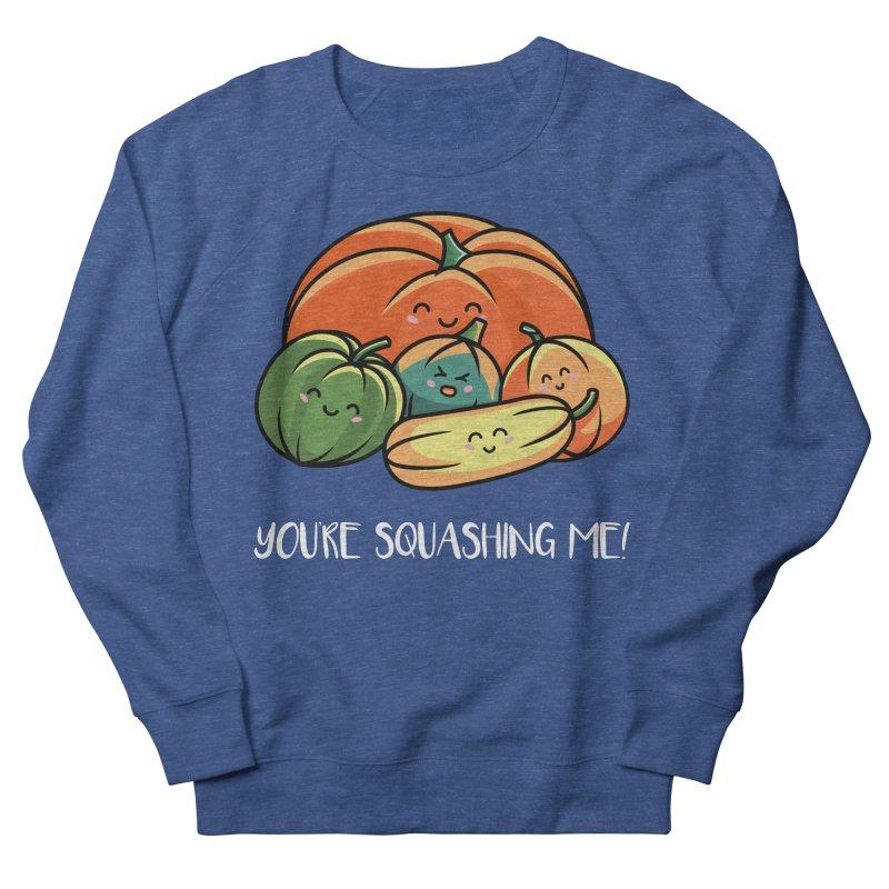 Autumn Squash Women's French Terry Sweatshirt by Flaming Imp's Artist Shop