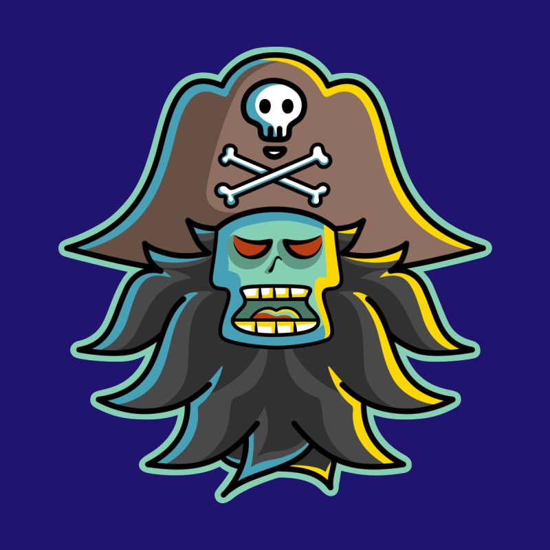 Pirate LeChuck   by Flaming Imp's Artist Shop