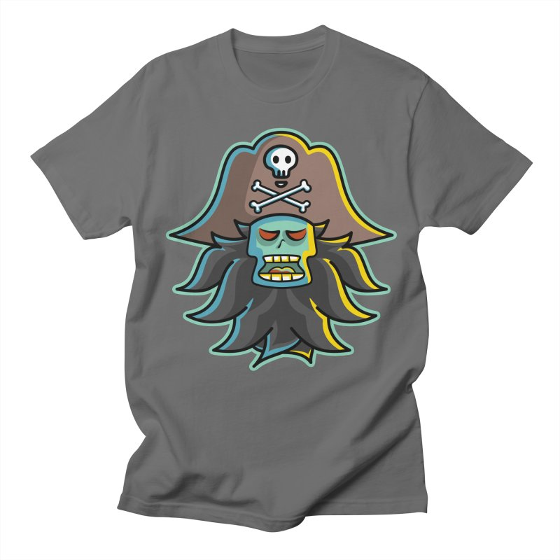 Pirate LeChuck Men's T-Shirt by Flaming Imp's Artist Shop