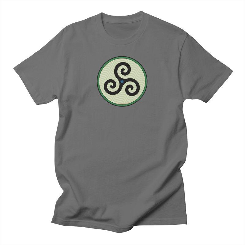 FLD Triskele Emblem Men's T-Shirt by falconlara.design shop