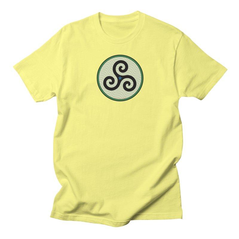 FLD Triskele Emblem Women's Regular Unisex T-Shirt by falconlara.design shop
