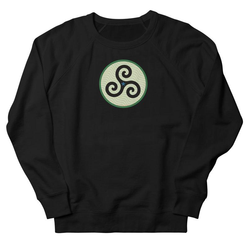 FLD Triskele Emblem Men's French Terry Sweatshirt by falconlara.design shop