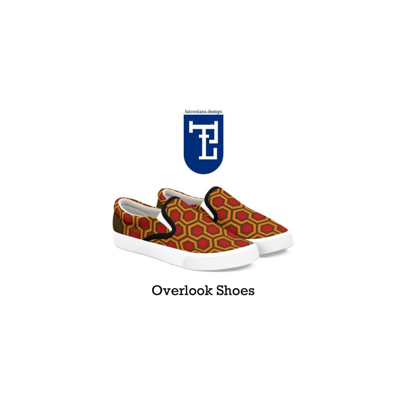 Overlook Shoes by falconlara.design shop