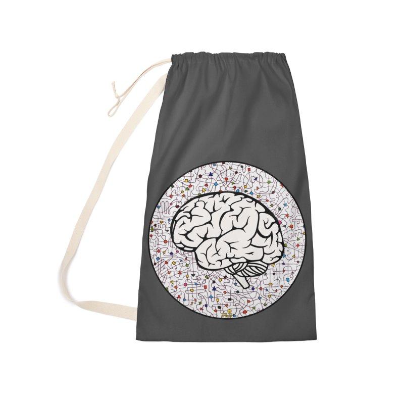 The Brain Circle Accessories Bag by falconlara.design shop