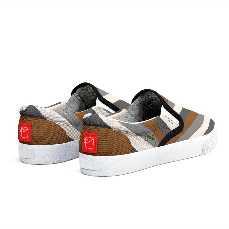 Four Neutrals by FLD Men's Shoes by falconlara.design shop