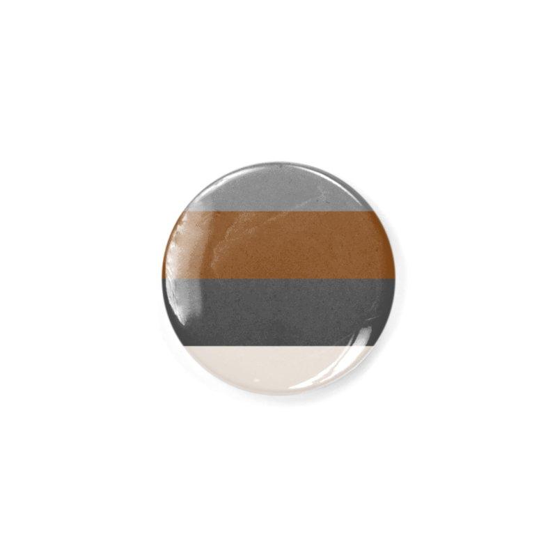 Four Neutrals by FLD Accessories Button by falconlara.design shop