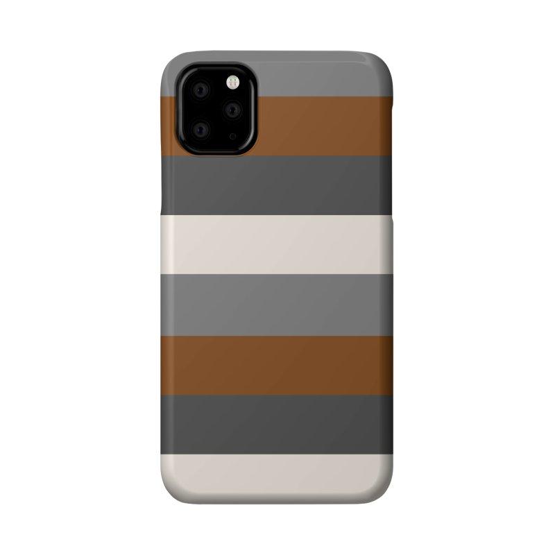 Four Neutrals by FLD Accessories Phone Case by falconlara.design shop