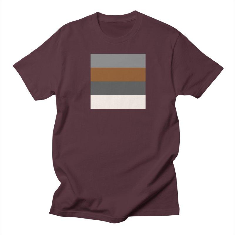 Four Neutrals by FLD Women's Regular Unisex T-Shirt by falconlara.design shop