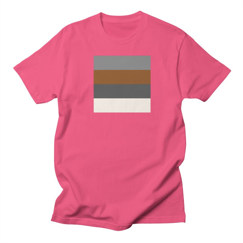 Four Neutrals by FLD Women's Regular Unisex T-Shirt by falconlara.design shop