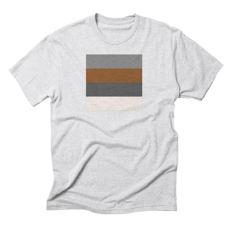 Four Neutrals by FLD Men's Triblend T-Shirt by falconlara.design shop