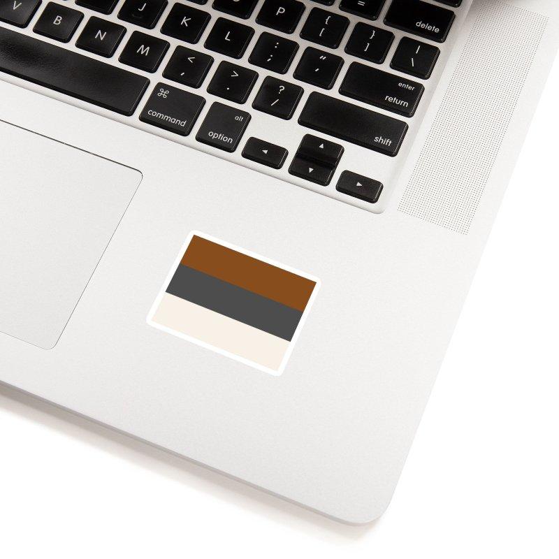 Four Neutrals by FLD Accessories Sticker by falconlara.design shop