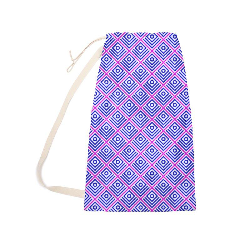 FLD Box Pattern - Abstract Accessories Bag by falconlara.design shop