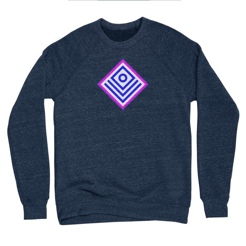 FLD Box Pattern - Abstract Women's Sponge Fleece Sweatshirt by falconlara.design shop