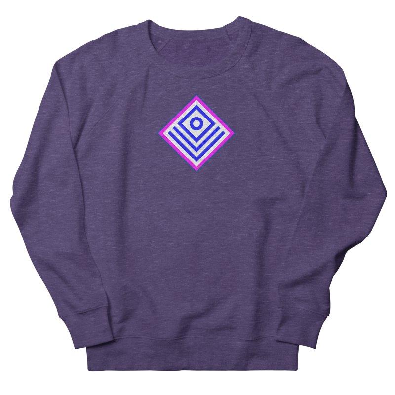FLD Box Pattern - Abstract Men's French Terry Sweatshirt by falconlara.design shop