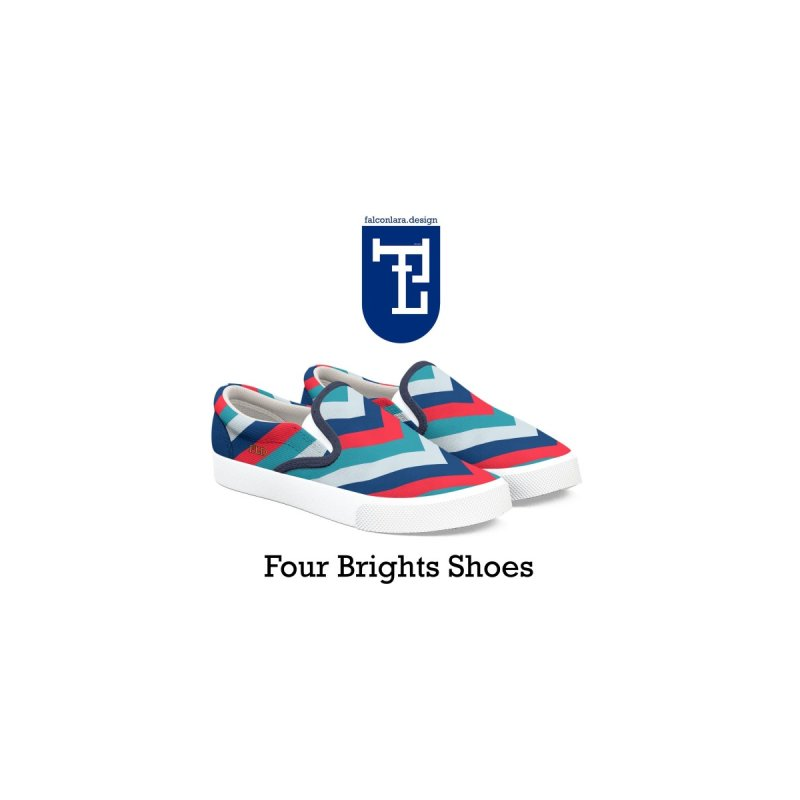 Four Brights Shoes Women's Shoes by falconlara.design shop