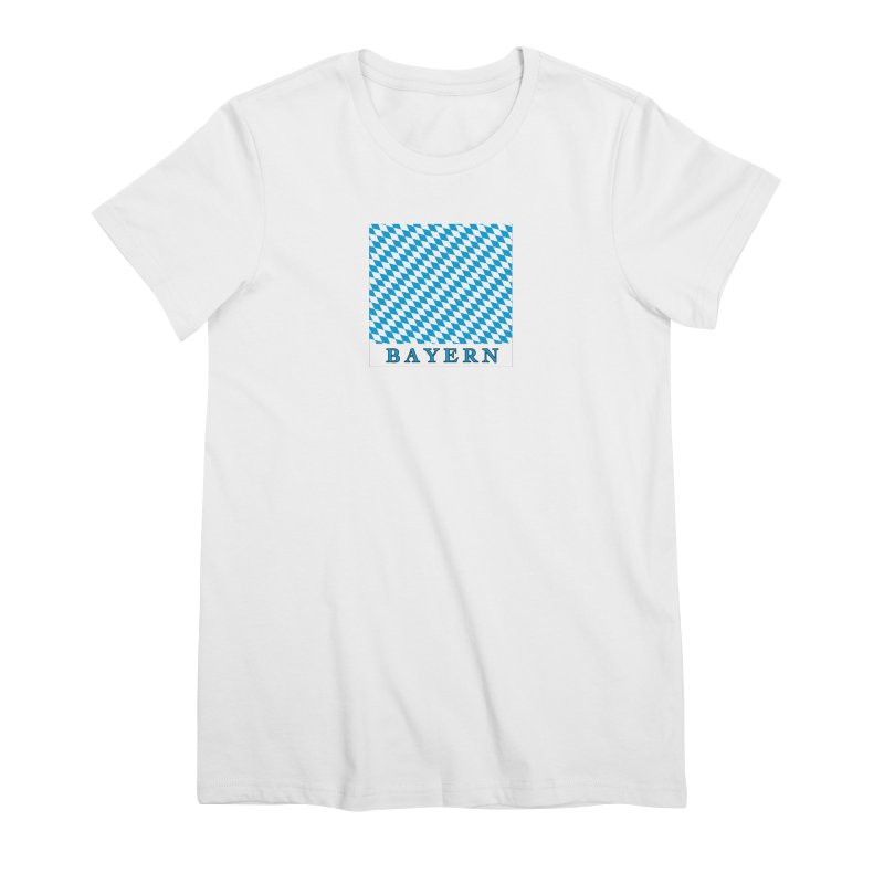 Bayern Women's Premium T-Shirt by falconlara.design shop