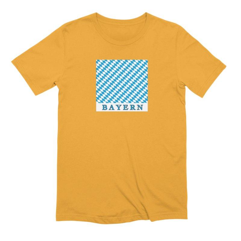 Bayern Men's Extra Soft T-Shirt by falconlara.design shop