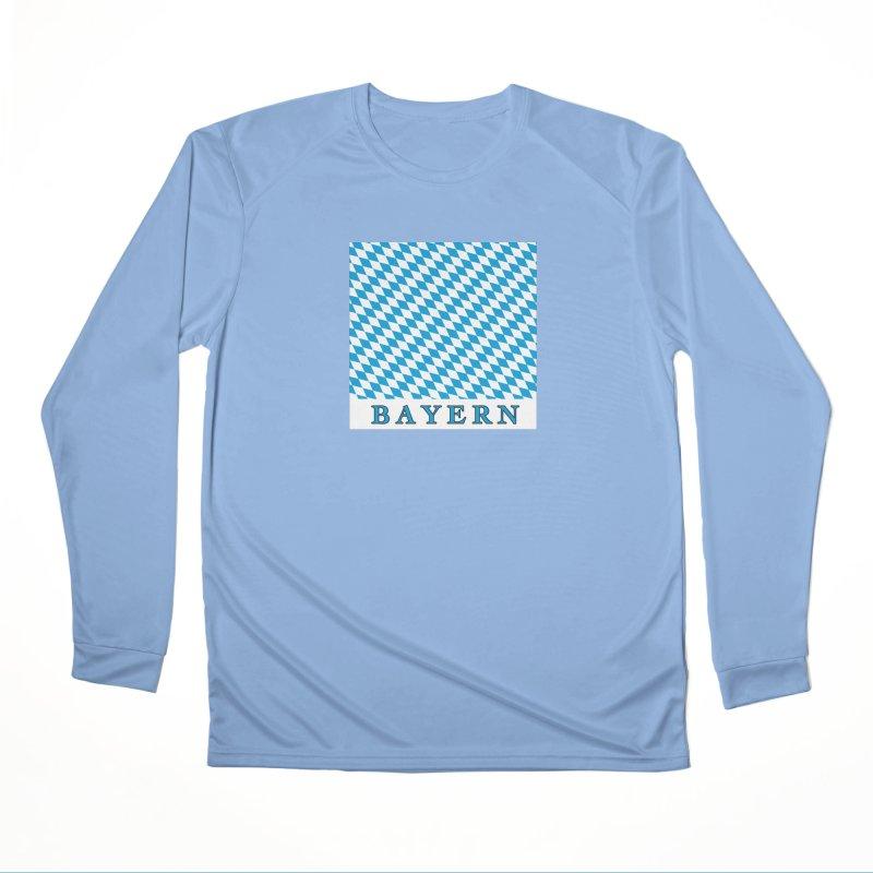 Bayern Men's Performance Longsleeve T-Shirt by falconlara.design shop